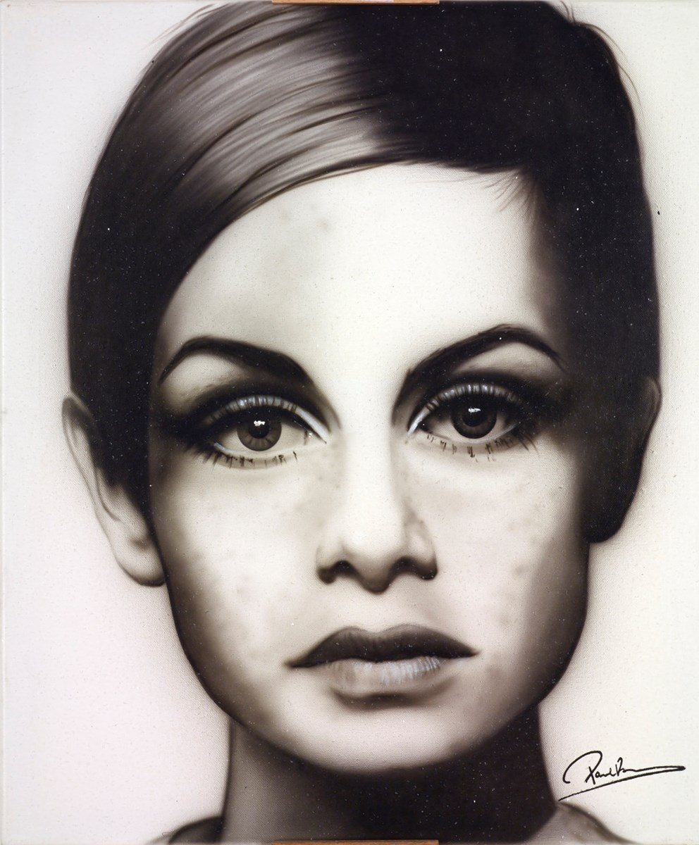 Twiggy IV by paul karslake -  sized 20x24 inches. Available from Whitewall Galleries